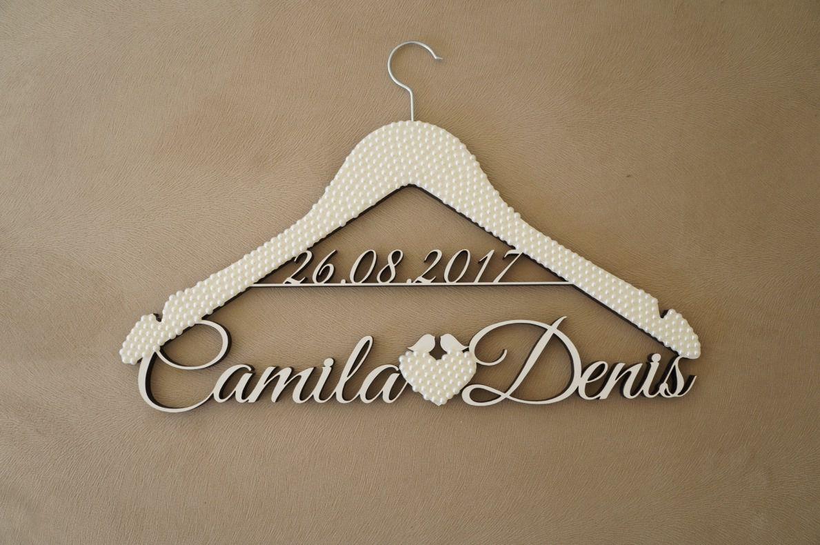Cabide Camila e Denis