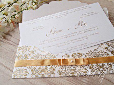 Convite Adriane e Alair