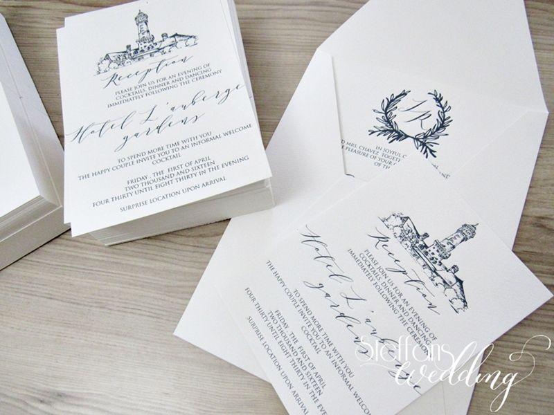 Convite Isabel e Ricardo