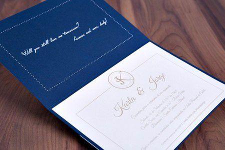 Convite Karla e Jorge