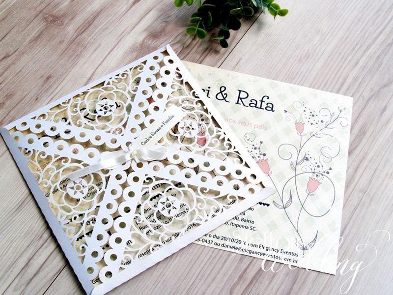 Convite Lari e Rafa
