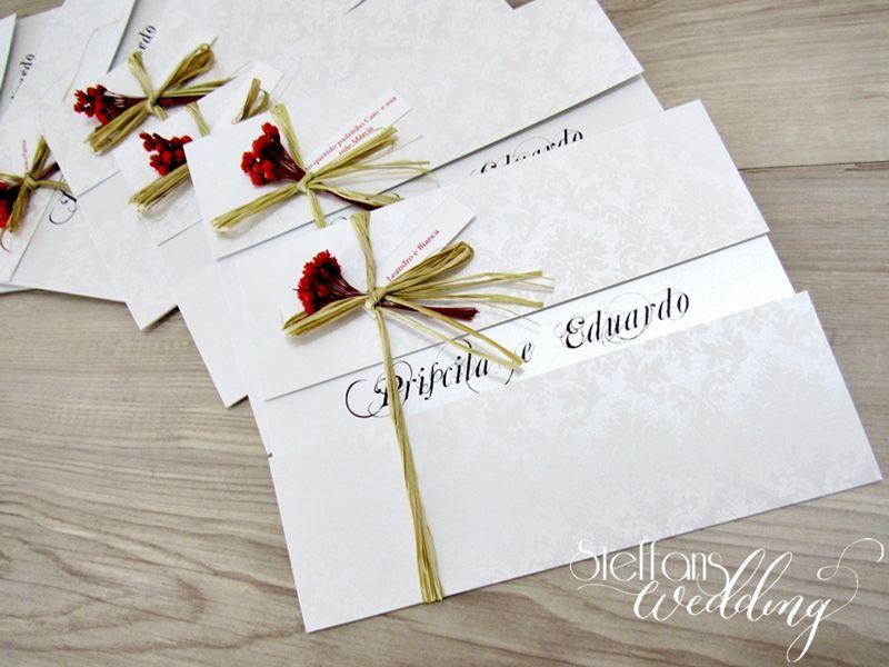 Convite Priscila e Eduardo