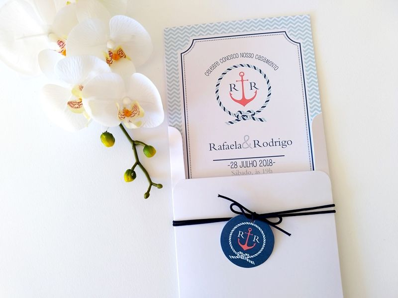 Convite Rafaela e Rodrigo