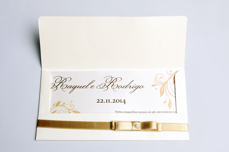 Convite Raquel e Rodrigo
