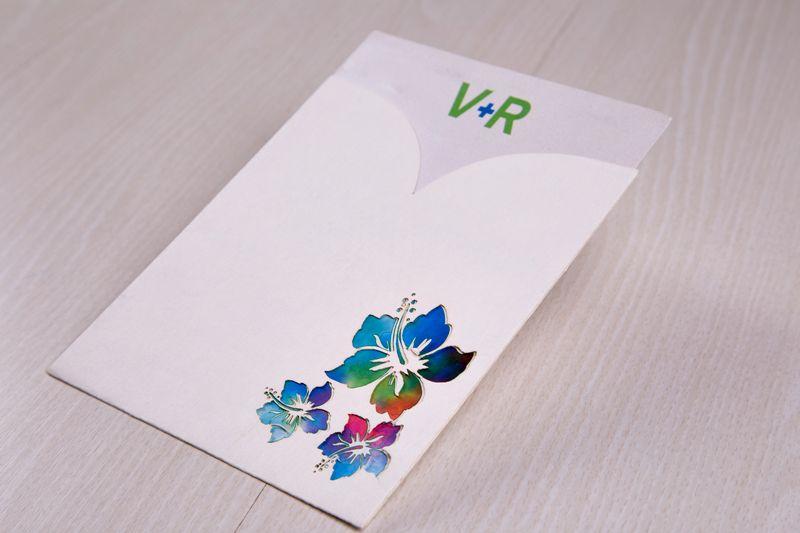 Convite Vania e Rodrigo