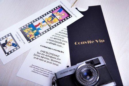 Convite Vip