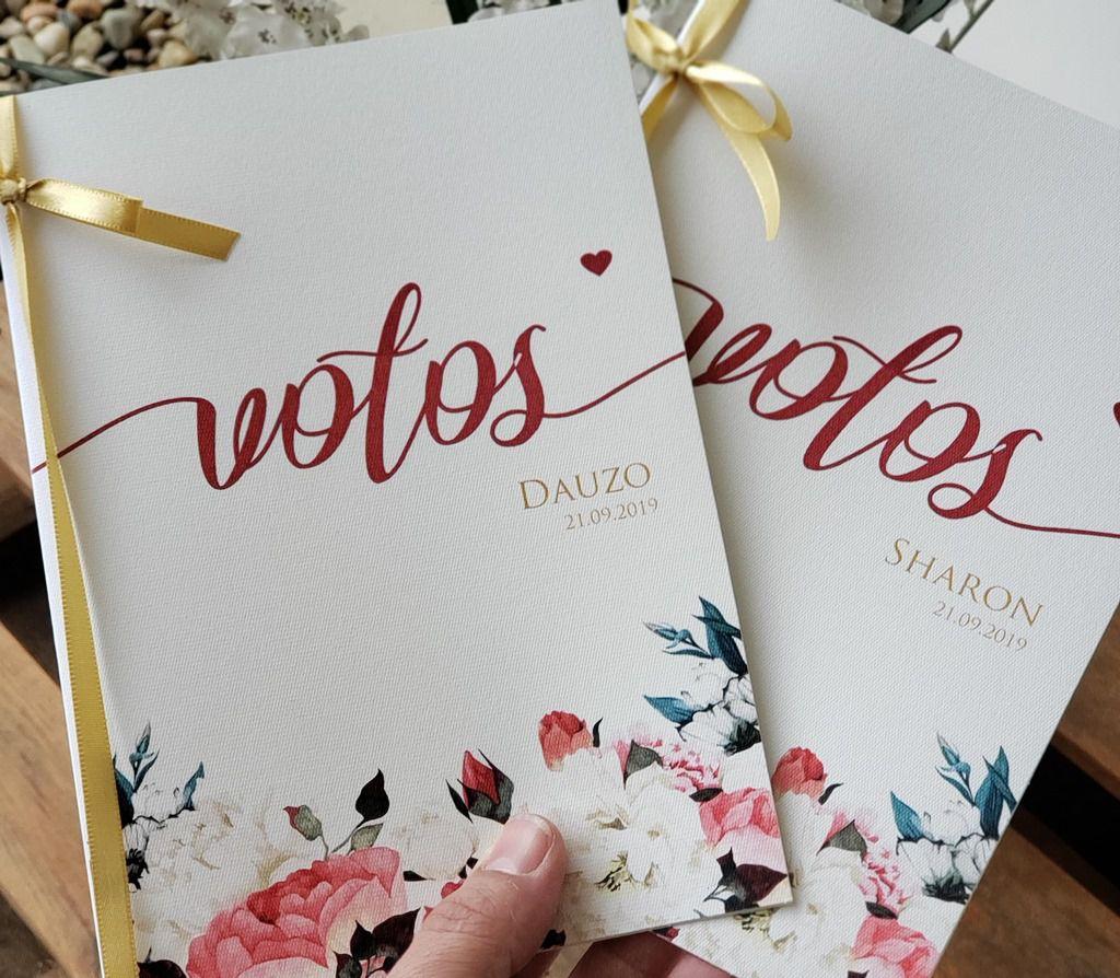 Votos Dauzo e Sharon