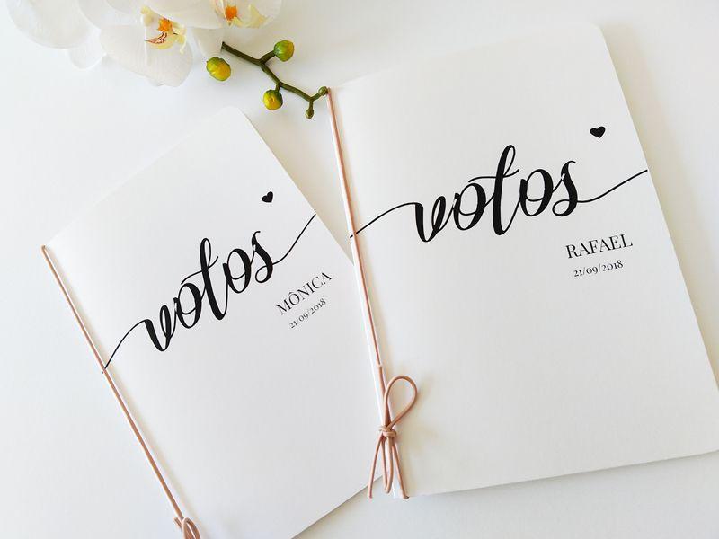Votos Monica e Rafael