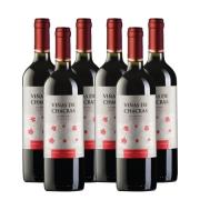 KIT Viñas de Chacras Cabernet Sauvignon - Compre 5 leve 6