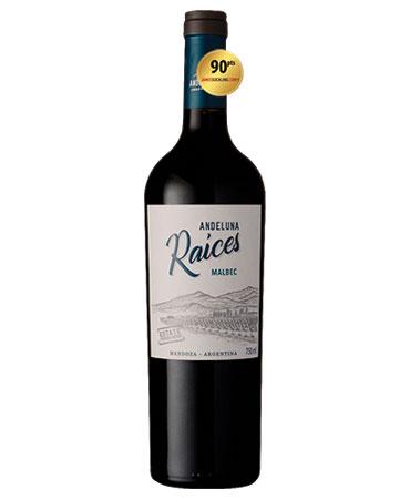 Andeluna Raices Malbec 2019  - Carpe Vinum