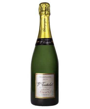 Champagne Testulat Brut Blanc de Noirs