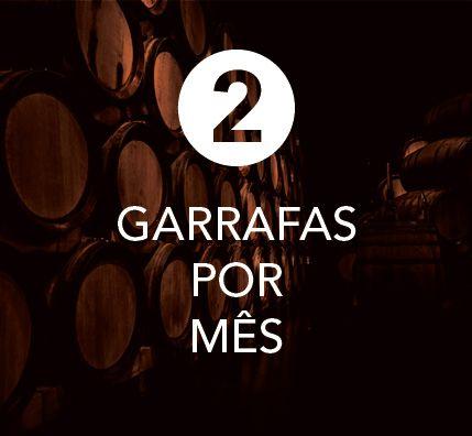 Clube de Vinhos - Descobertas 2 Garrafas