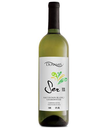 Dunamis Ser Sauvignon Blanc Chardonnay 2018  - Carpe Vinum