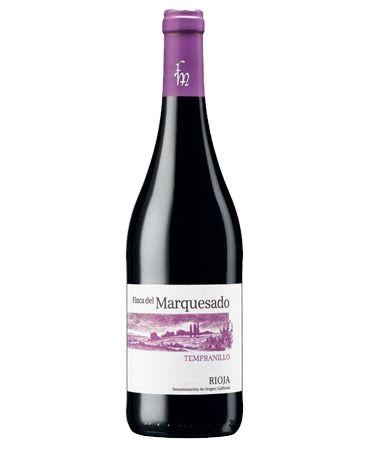 Finca del Marquesado Tempranillo 2017  - Carpe Vinum