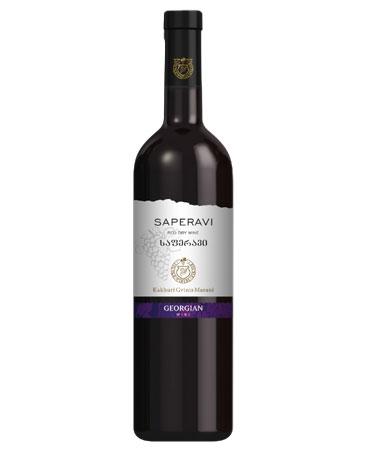 Kakhuri Gvinis Marani Saperavi 2018  - Carpe Vinum