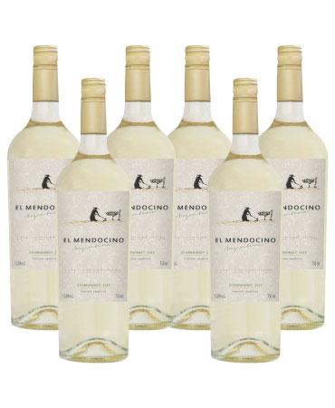 KIT El Mendocino Chardonnay - Compre 5 leve 6  - Carpe Vinum