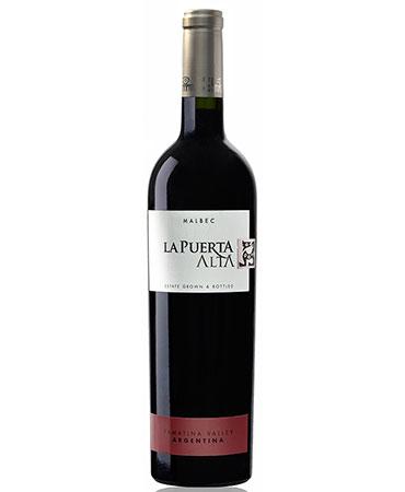 La Puerta Alta Malbec 2019  - Carpe Vinum
