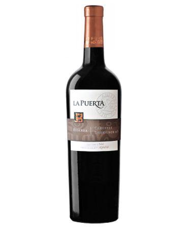 La Puerta Reserva Cabernet Sauvignon 2015  - Carpe Vinum