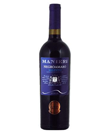 Manieri Negroamaro Salento IGT 2017  - Carpe Vinum