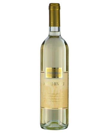 "Mastro Binelli Pinot Grigio IGT ""Targa Oro"" 2017"