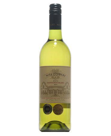 Niel Joubert Sauvignon Blanc 2018