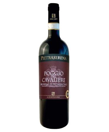 """Pietraserena Brunello di Montalcino """"Poggio del Cavaliere""""  2012  - Carpe Vinum"""