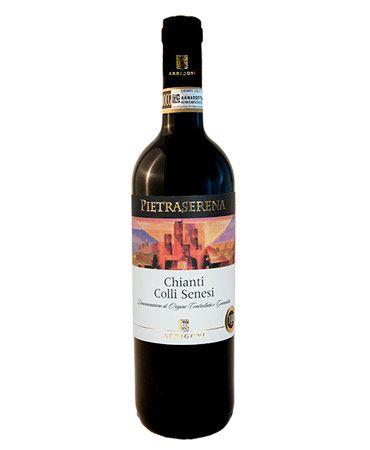 "Pietraserena Chianti Colli Senesi DOCG  ""Diadema"" 2015  - Carpe Vinum"