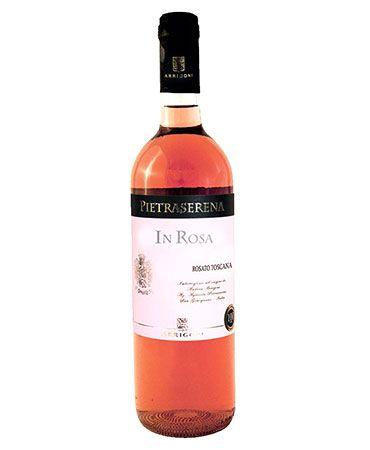 """Pietraserena Rosato Toscana """"In Rosa"""" 2017  - Carpe Vinum"""