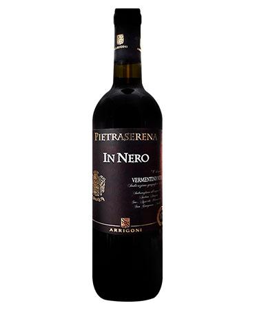 Pietraserena Vermentino Nero Toscana IGT 2017