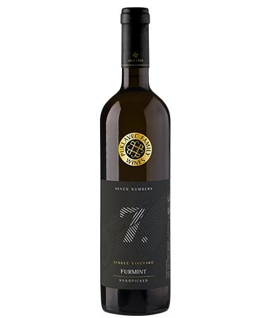 Puklavec Family Seven Numbers Single Vineyard Furmint 2016
