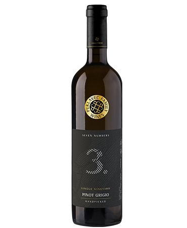 Puklavec Family Seven Numbers Single Vineyard Pinot Grigio 2016  - Carpe Vinum