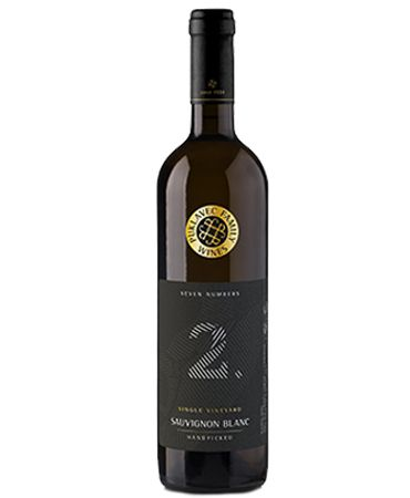 Puklavec Family Seven Numbers Single Vineyard Sauvignon Blanc 2016
