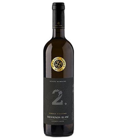 Puklavec Family Seven Numbers Single Vineyard Sauvignon Blanc 2017