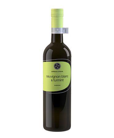 Puklavec & Friends Sauvignon Blanc e Furmint 2017