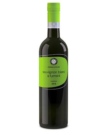 Puklavec & Friends Sauvignon Blanc e Furmint 2018