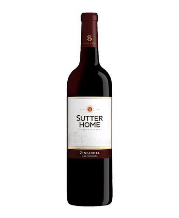 Sutter Home Zinfandel 2015