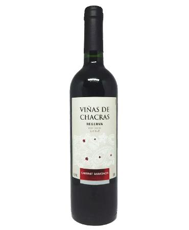 Vinas de Chacras Cabernet Sauvignon Reserva 2015  - Carpe Vinum