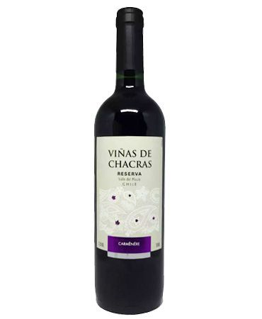 Vinas de Chacras Carmenere Reserva 2015