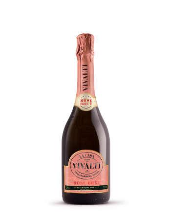 Vivalti Brut Rosé Método Tradicional 2017  - Carpe Vinum