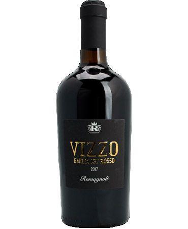 Vizzo Emilia IGT Rosso 2017  - Carpe Vinum