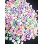 Carinha cubo branco e Colors 25g