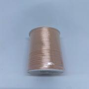 Fio de seda salmão c/ 10 metros 1mm