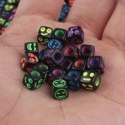 Carinhas Cubo Preto Colors 25g