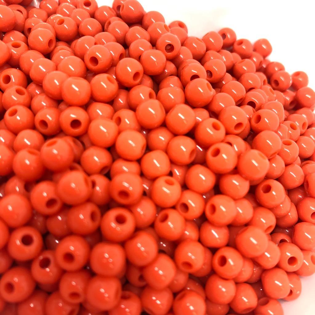 Bolinha de plástico coral- 25g