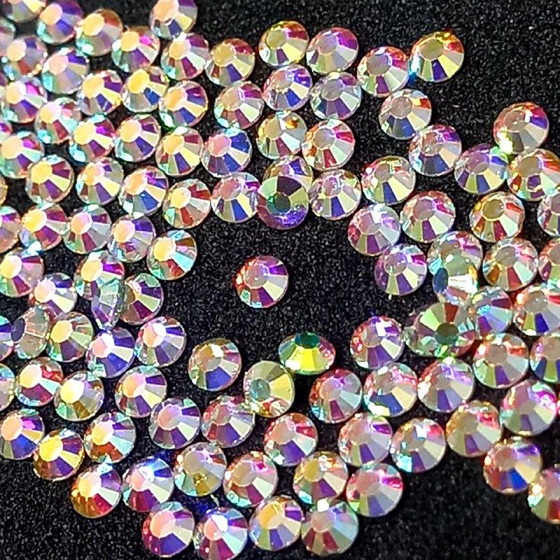 Chaton  Ss10 em cristal boreal  1440 Peças