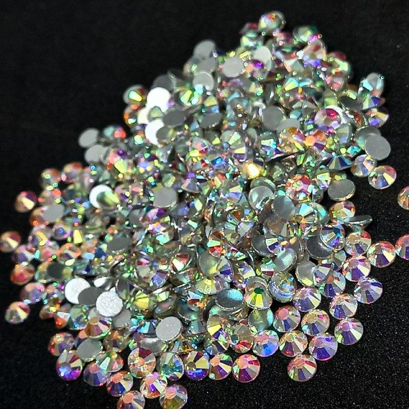 Chaton  Ss16  em cristal boreal  1440 Peças