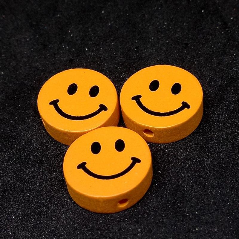 Entremeio de rostinho laranja 17mm / unidade