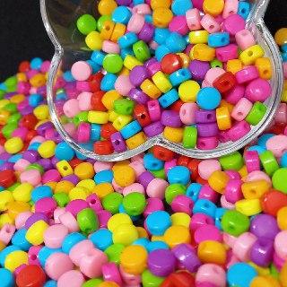 Entremeio pastilha   multicolor 25g 8x5mm