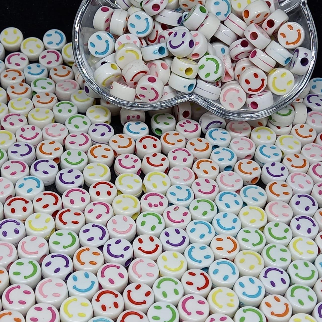 Rostinho branco e colorido 9mm 25gramas