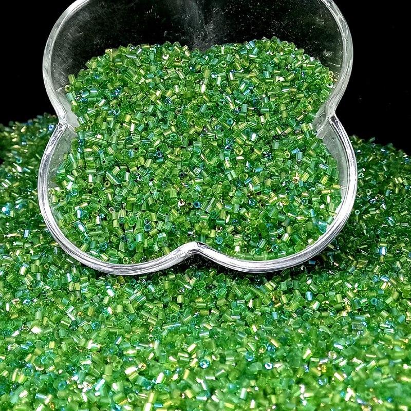 Vidrilho verde furta cor espelhado 2,6mm 25g